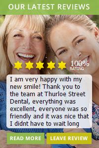 Patient reviews